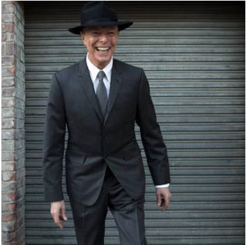David Bowies musikbibliotek er blevet føjet til TikTok