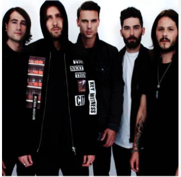 You Me At Six's nye album har hjulpet dem med at blive 'f ****** frygtløse'